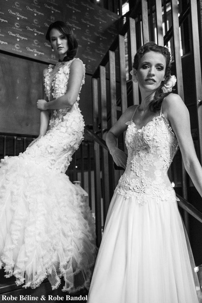 robe Béline et Bandol
